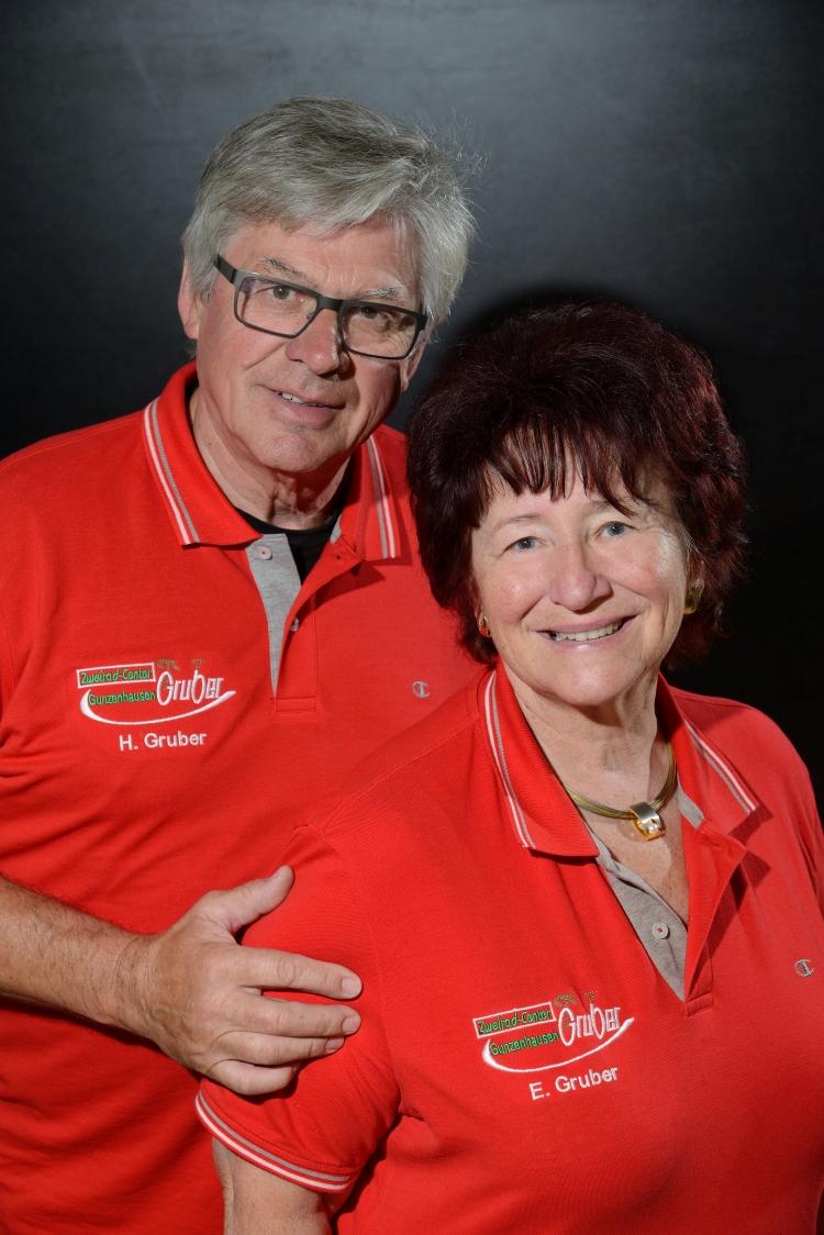 Herbert & Erika Gruber